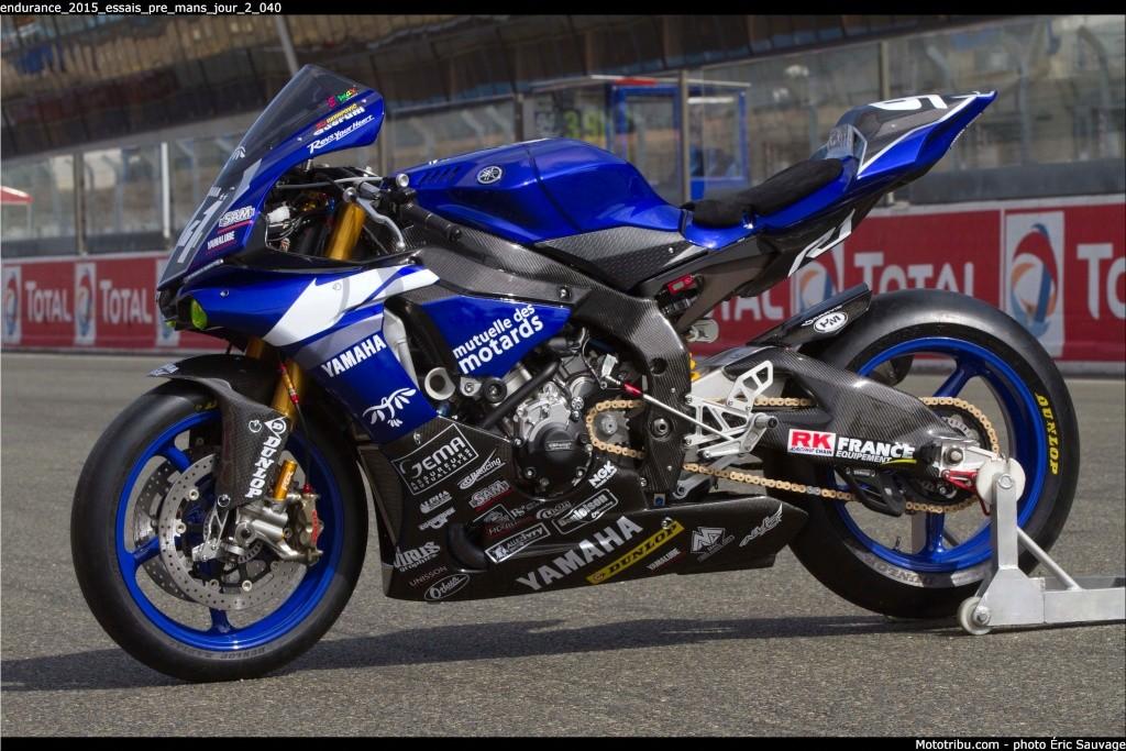 Yamaha R1 et R1M  Crossplane 2015 - Page 37 Endura10