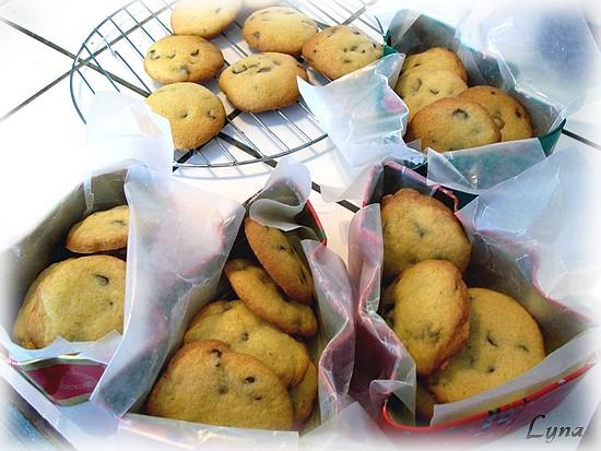 Biscuits aux pépites de chocolat Biscui10