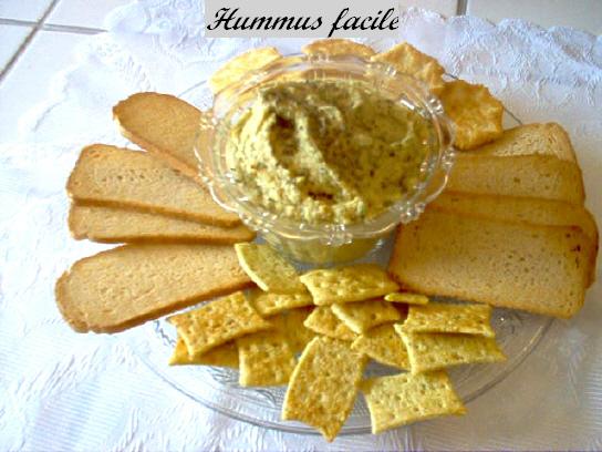 Hummus facile Hummus10