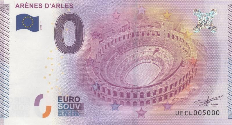Billets 0 € Souvenirs  [SUD = 62] 001_co14