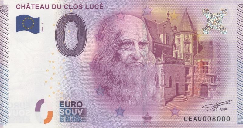 Amboise (37400)  [Clos Lucé] 002_co11