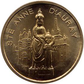 Sainte-Anne-d'Auray (56400) voir aussi Auray 03u10
