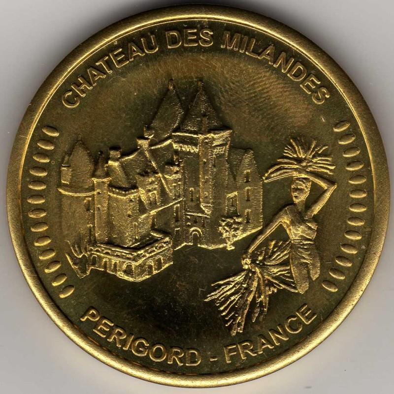 Castelnaud-la-Chapelle (24250)  [Château des Milandes] Al02610