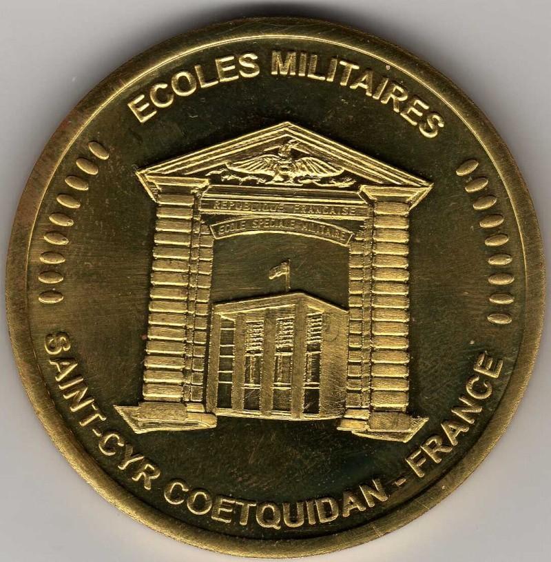Guer Coëtquidan (56380)  [Ecoles Militaires de Saint-Cyr] Al04010