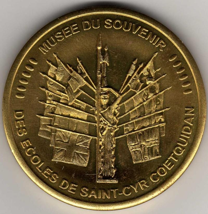 Guer Coëtquidan (56380)  [Ecoles Militaires de Saint-Cyr] Al04110
