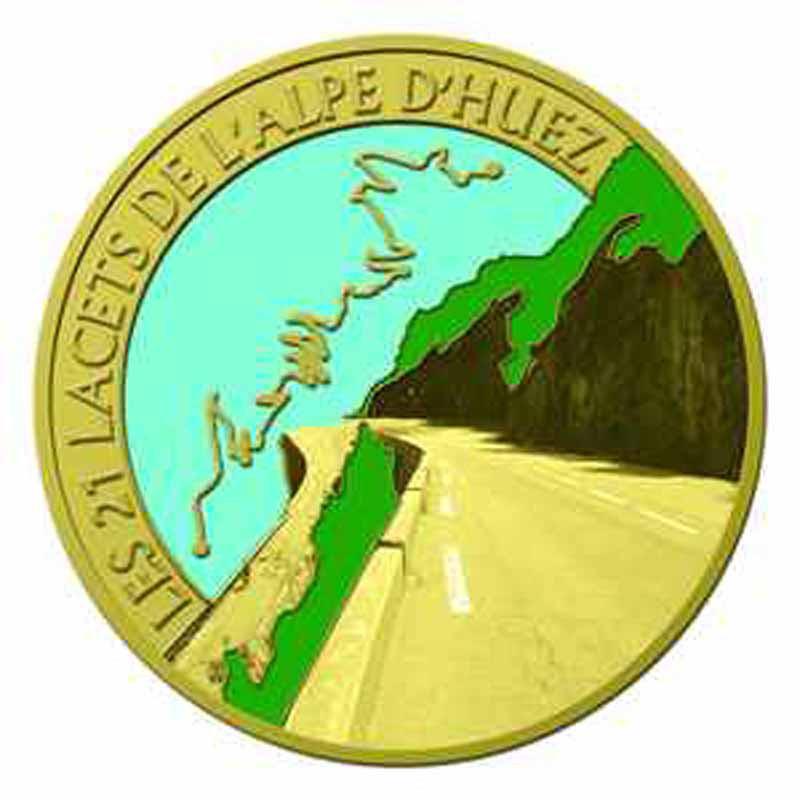 Souvenirs et Patrimoine 34mm  Alpe-d11
