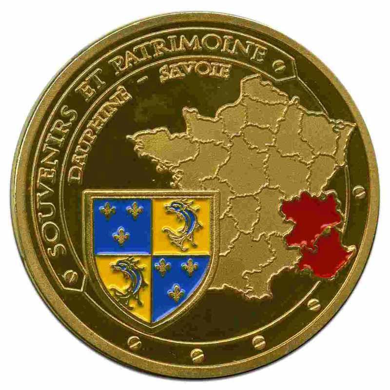 Souvenirs et Patrimoine 31mm  Brianc11