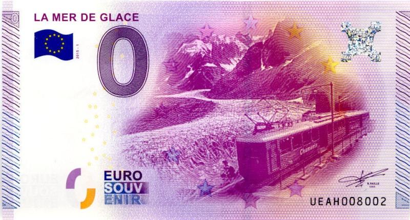 Billets 0 € Souvenirs  [SUD = 62] Chamon10