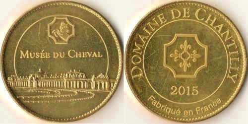 Chantilly (60500)  [UEDL / UEDM] Cheval10