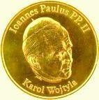 Vatican et médailles papales D110
