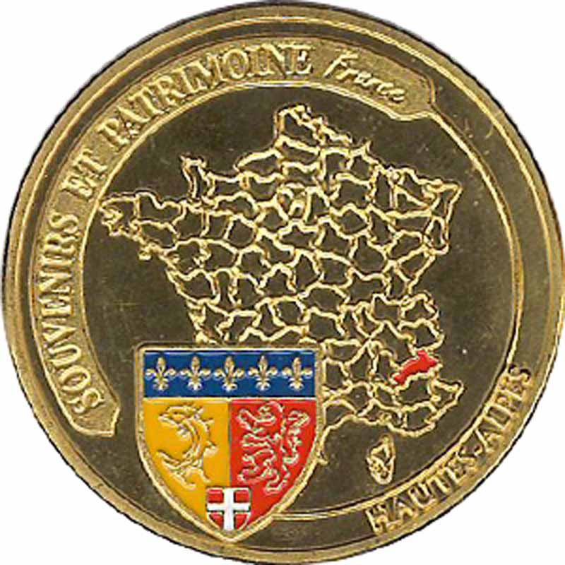 Souvenirs et Patrimoine 40mm  Hautes11