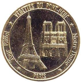 Paris (75000) Ville de Paris Générique Hh10