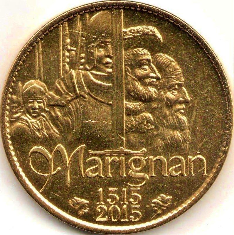 Arthus-Bertrand revers spécifique =  10 Marign10