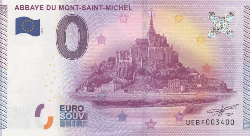 Billets 0 € Souvenirs [Normandie = 51] Michel10