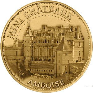 Amboise (37400)  [Clos Lucé] Minich10