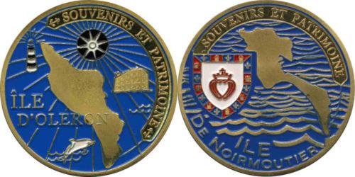 Souvenirs et Patrimoine 34mm  = 24 Oleron10