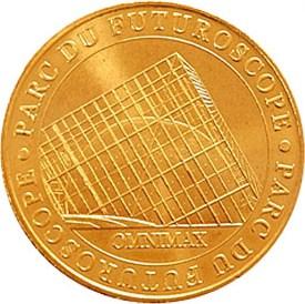 Jaunay-Marigny (86130)  [Futuroscope / UECP]  P310