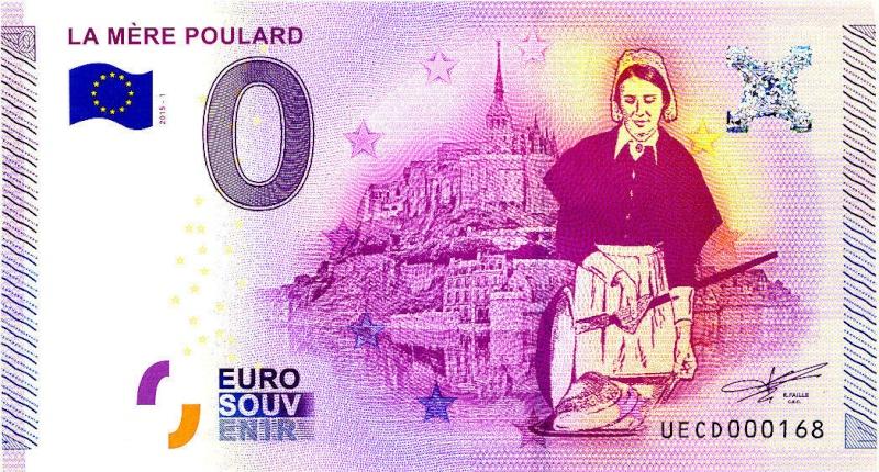 Mont Saint-Michel (50170)  [UEBF / Poulard UECD] Poular10