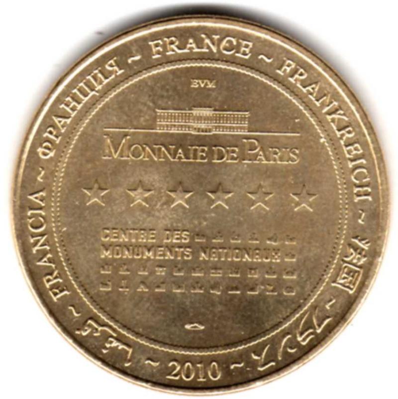 """Groupe """"Centre des Monuments Nationaux"""" Pp02810"""