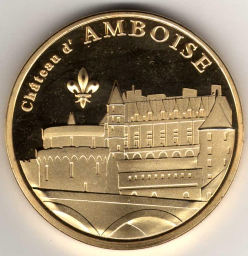 Amboise (37400)  [Clos Lucé] Pp04710