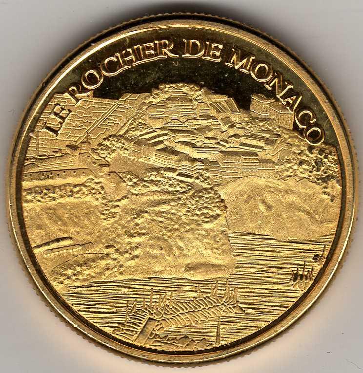 Principauté de Monaco  [UEAW / UEFD / UEMA] R01510