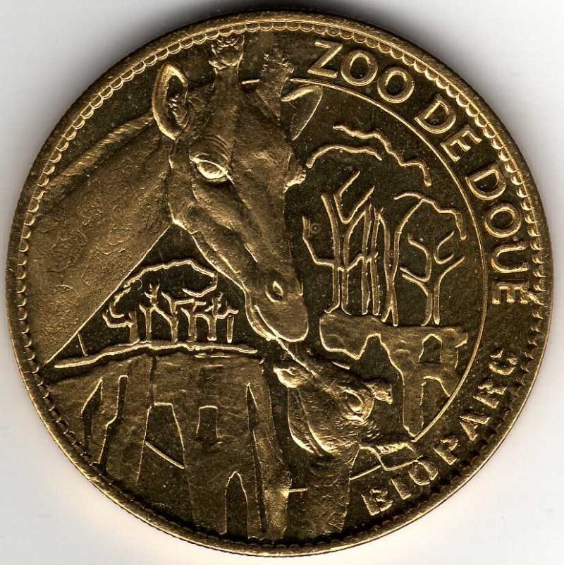 Arthus-Bertrand revers Trésors de France = 19 R01810