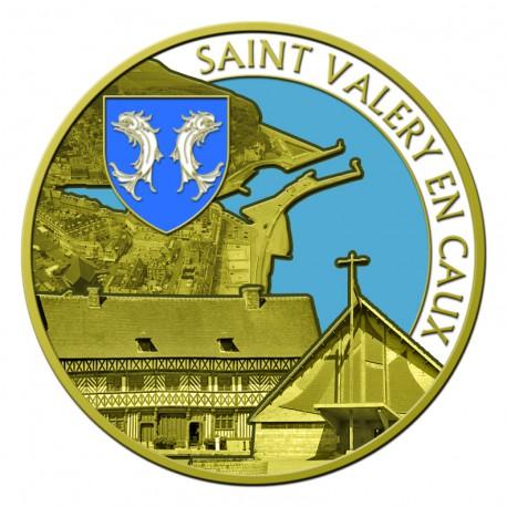 Souvenirs et Patrimoine 34mm  Saint-13
