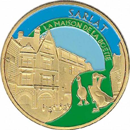 Souvenirs et Patrimoine 40mm  Sarlat12