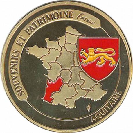 Souvenirs et Patrimoine 40mm  Sarlat13