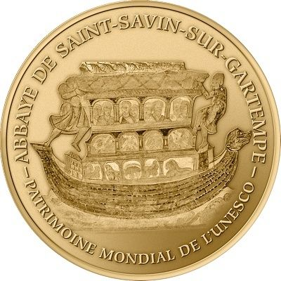 Saint-Savin sur Gartempe (86310) Savin10