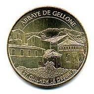 Saint-Guilhem-le-Désert (34150)  [Abbaye de Gellone / Pont du Diable] T210