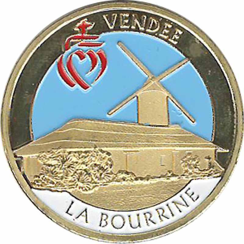 Souvenirs et Patrimoine 34mm  = 24 Vendee10