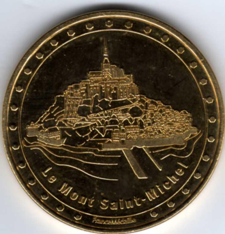 Mont Saint-Michel (50170)  [UEBF / Poulard UECD] W01510
