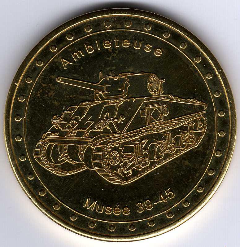 France-Médailles W04410