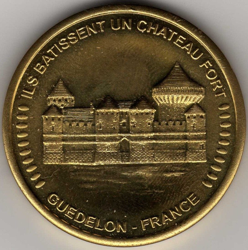 Treigny (89520) [Chateau de Guedelon] W06110