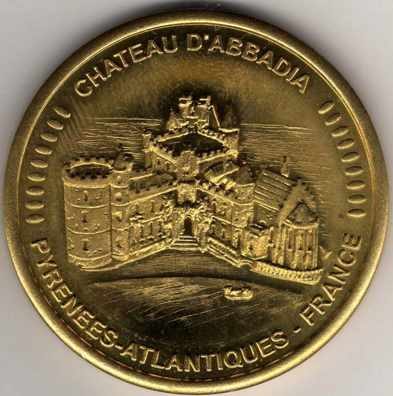 Hendaye (64700)  [Château d'Abbadia] W07210