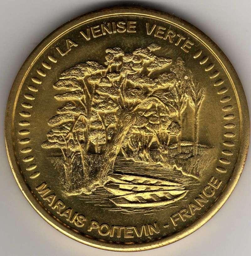 Coulon (79510)  [Venise verte / Marais Poitevin] W07510