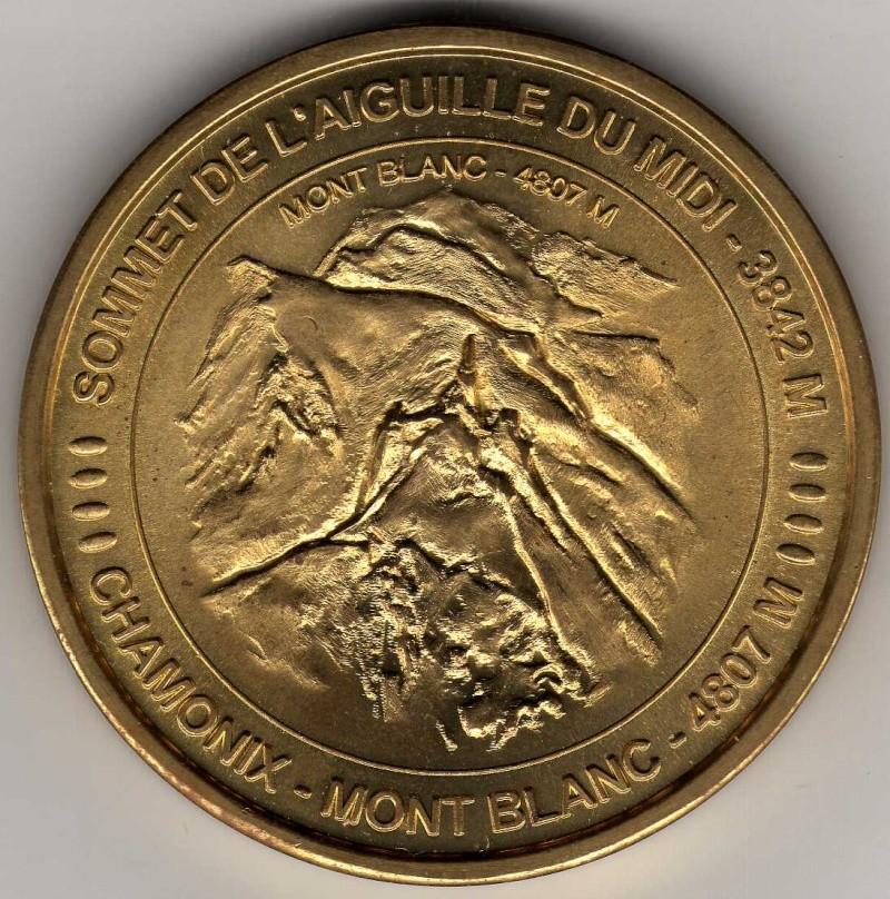 Chamonix-Mont-Blanc (74400)  [Aiguille Midi / UEAH / UEEZ] W10310