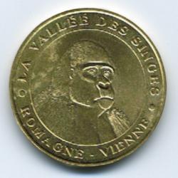 Romagne (86700)  [Vallée des Singes] W1110