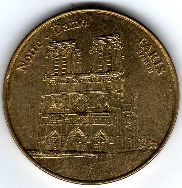 Paris (75004) [Notre-Dame] W12310