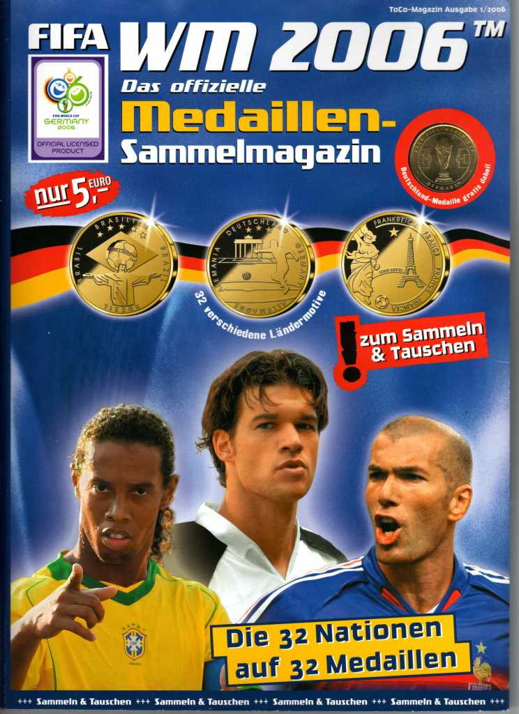 FIFA 2006 Allemagne W12910