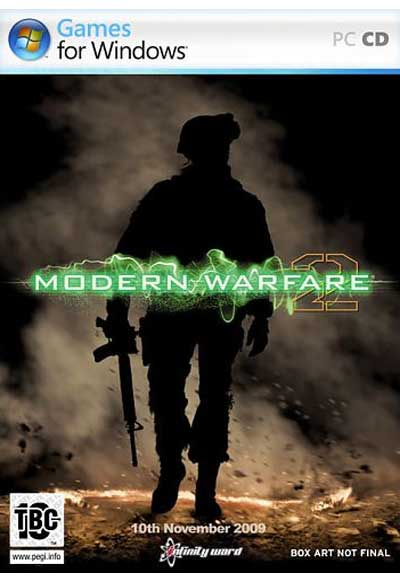 Call of Duty Modern Warfare 2 Modern10