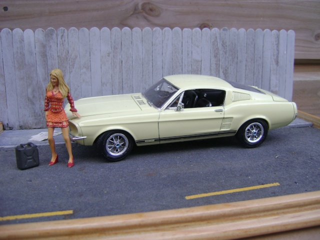 '67 mustang fastback 01110
