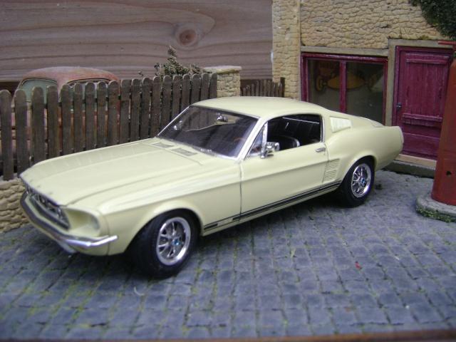 '67 mustang fastback 02411