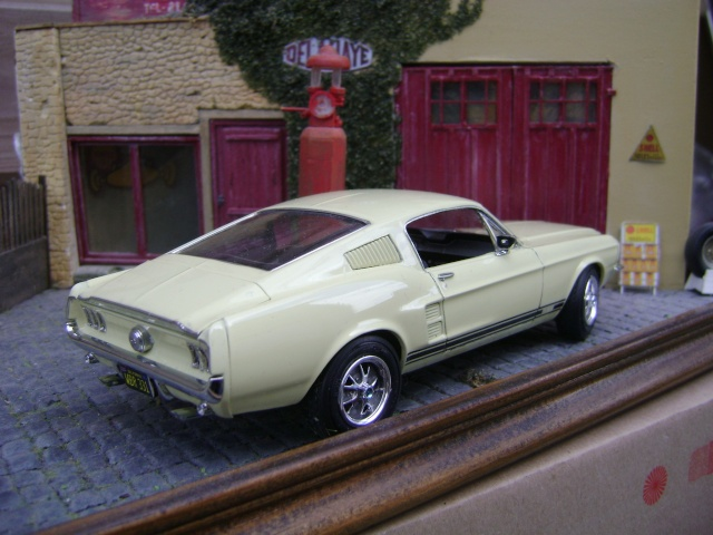 '67 mustang fastback 02710