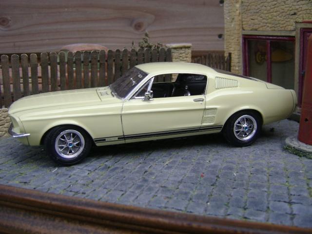 '67 mustang fastback 02910