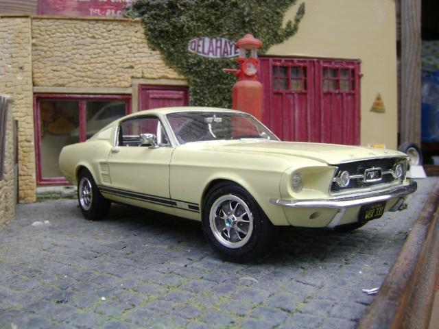 '67 mustang fastback 03011