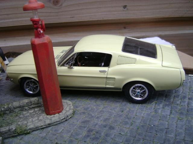 '67 mustang fastback 03311