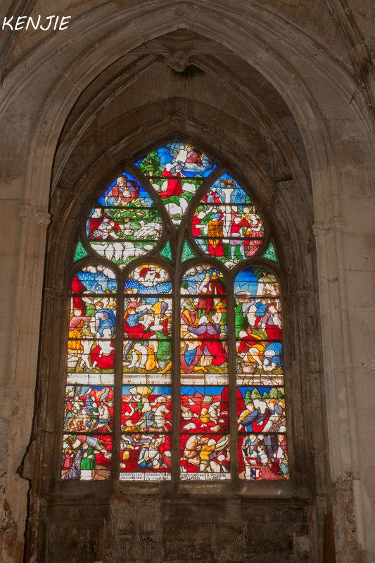 des vitraux de  411_ca10
