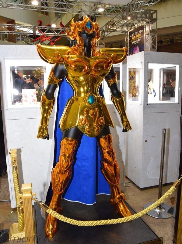 Expo Soul of Gold - Odaiba Mediage Tôkyô - 20->22/03/15 Leo_cl10